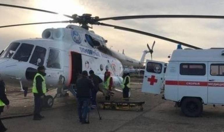 1064 вылета провела санавиация Якутии в 2018 году