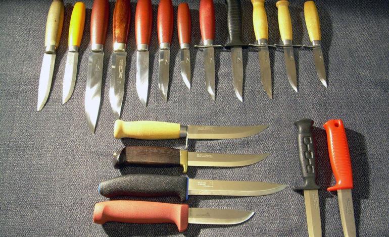 Бюджетный нож. На рыбылку, в поход, на пикник.