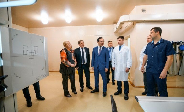 Нерюнгринский район получит 1,7 млрд рублей на улучшение здравоохранения