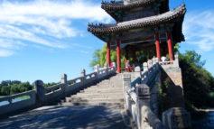 Путешествуем по Китаю - город Дэян