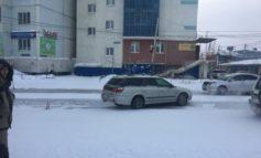 Пешеход получила серьезные травмы в результате наезда в Якутске