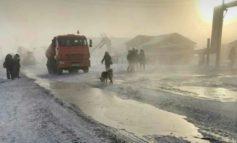 В якутском селе Крест-Хальджайдесятки домов остались без отопления