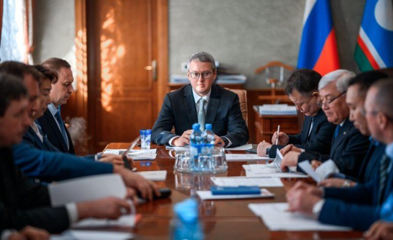 Владимир Солодов проверил ход реконструкции аэропортов Якутии