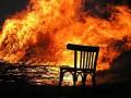 В Якутии молодой человек спас четырех детей из горящего дома