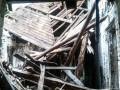 Крыша многоквартирного дома обвалилась в Ленске