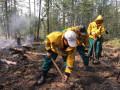 Более 300 человек тушат пожары в Верхоянском районе