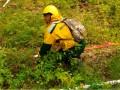 Взрывные работы проводят в Якутии для остановки лесных пожаров