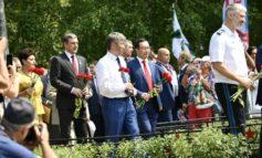 Айсен Николаев принял участие в торжественных мероприятиях, посвященных 45-летию БАМа