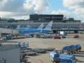 Два самолета столкнулись в аэропорту Амстердама, пострадавших нет