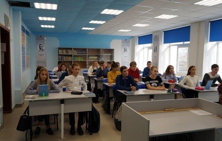 Знания «под ключ». «Транснефть» подготовила для якутских школьников обновленные классы