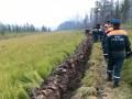 За сутки в Якутии ликвидировано 34 природных пожара в зоне контроля