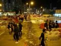 Более 30 человек получили ранения во время беспорядков в Гонконге