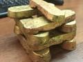 Мужчину приговорили к 1 году в колонии-поселении за незаконное хранение золота на 20 млн рублей