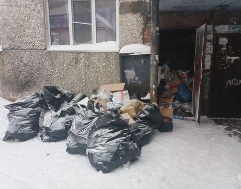 Проблемы «мусорной реформы» в Нерюнгри