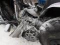 Водитель автомобиля погиб при столкновении с грузовиком в Якутии