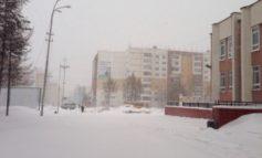 В ближайшие сутки в Алданском и Нерюнгринском районах Якутии ожидается метель