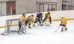 Горячий лед: В Нерюнгри состоялся турнир по хоккею на кубок главы города