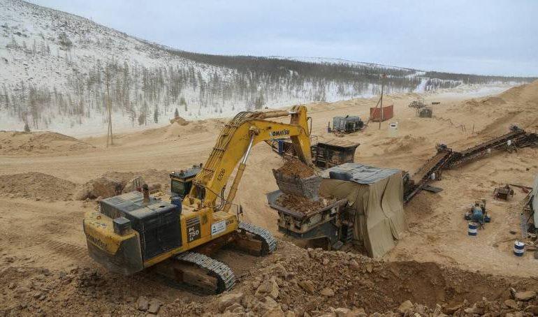 Почти 32 тонны золота добыли в Якутии за 10 месяцев
