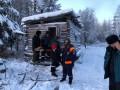Троих охотников эвакуировали из тайги в Нюрбинском районе Якутии
