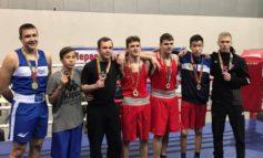Якутские боксеры завоевали семь медалей первенства ДФО в Чите