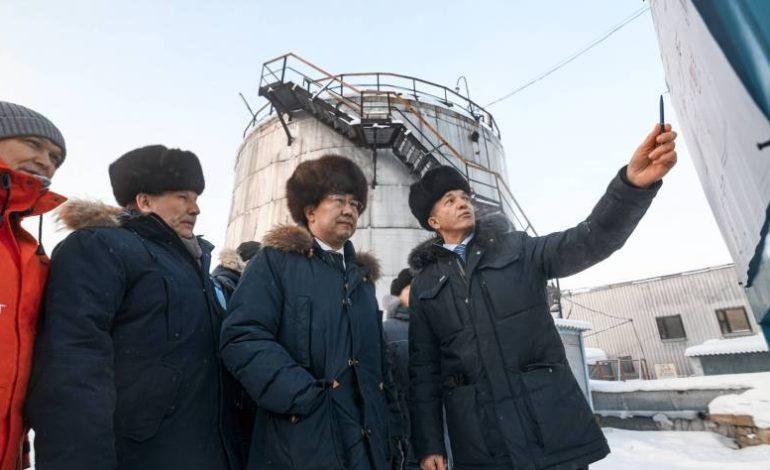 В Нерюнгринском районе приступили к реконструкции системы водоснабжения