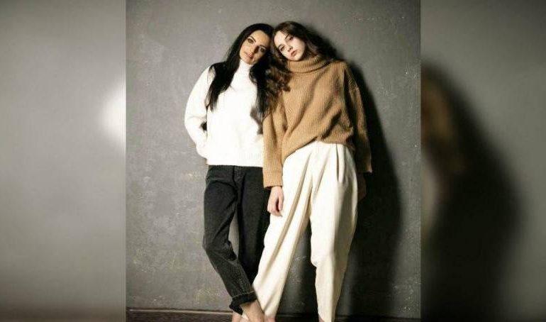 Многодетная мама из Нерюнгри и ее дочь примут участие в конкурсе красоты в Москве