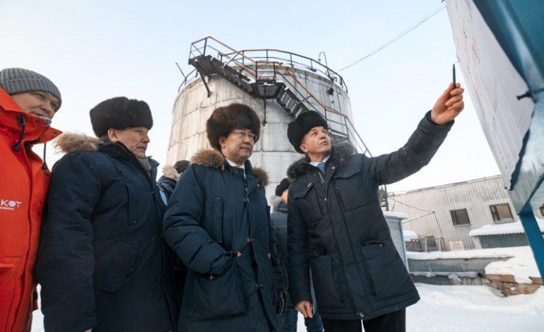 В Нерюнгринском районе Якутии приступили к реконструкции системы водоснабжения