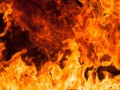 Пожар произошел на территории детского сада в Оймяконском районе Якутии