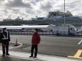 Врачи выявили новый коронавирус у троих россиян с лайнера Diamond Princess