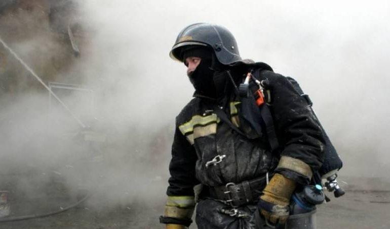 В Нерюнгринском районе на обогатительной фабрике произошел пожар