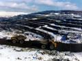 Экскаватор Komatsu загорелся на Нерюнгринском угольном разрезе в Якутии