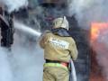 Один человек пострадал при пожаре в селе Амга в Якутии