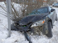 Школьница пострадала в ДТП в пригороде Якутска