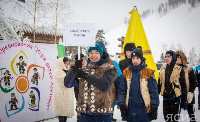 Отдавая дань самобытной культуре. В Якутске стартовали Игры детей Арктики 2020