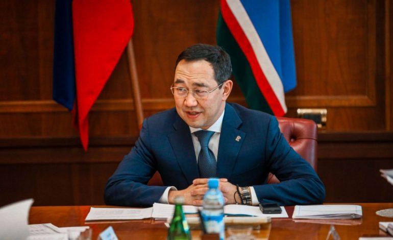 Айсен Николаев: Своевременно принятые меры сдержали темпы распространения коронавируса в Якутии