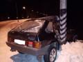 Водитель автомобиля пострадал в ДТП в Нерюнгринском районе Якутии