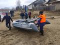 Более 30 людей эвакуировали с подтопленных территорий в пригородах Якутска