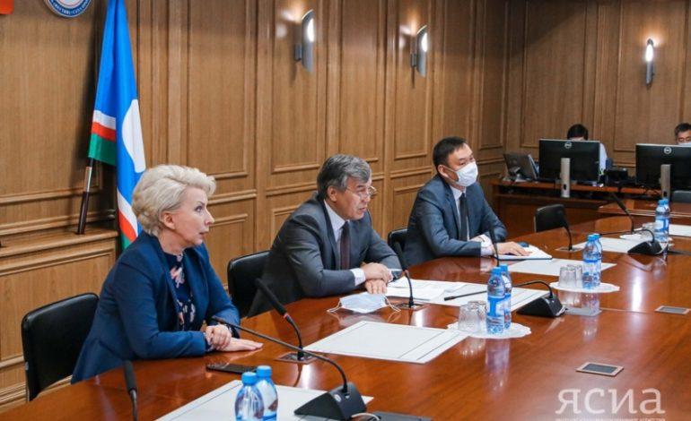 Афанасий Владимиров: Контроль за соблюдением режима самоизоляции в наслегах должен быть усилен