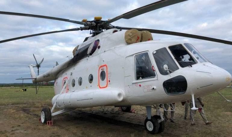 Вертолетная площадка для санавиации появится в селе Майя Мегино-Кангаласского улуса