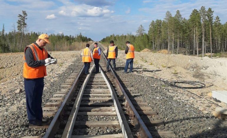 АК «Железные дороги Якутии» провела осмотр инфраструктуры Нерюнгри – Нижний Бестях