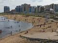 СК проводит проверку по факту гибели человека на пляже Якутска