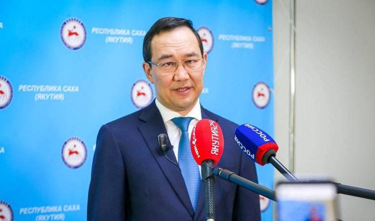 Глава Якутии объяснил, почему республика не перешла на третий этап снятия ограничений