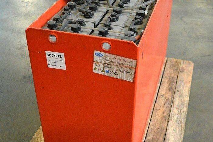 Тяговые аккумуляторы для складских погрузчиков