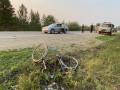 Два ДТП с участием велосипедистов, среди которых был ребенок, произошло в Якутске