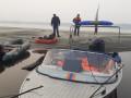 Мужчину со сломанной ногой вызволили с острова в Якутии