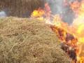 Порядка двух тысяч тонн сена сгорело в районах Якутии