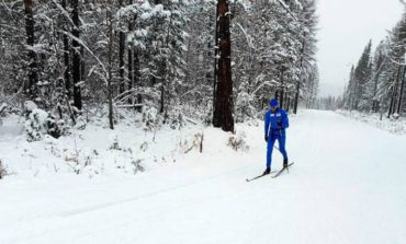 Биатлонистов забросило в Якутию — таинственное место на зимней карте. Узнали, как и зачем они там оказались