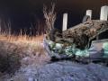Водитель погиб при опрокидывании автомобиля в пригороде Якутска