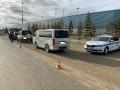 Около тысячи нарушений ПДД зарегистрировано за прошедшие выходные в Якутии