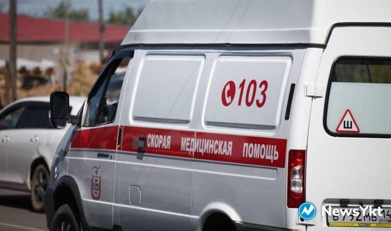 В Якутии зарегистрировано 107 новых случаев COVID-19